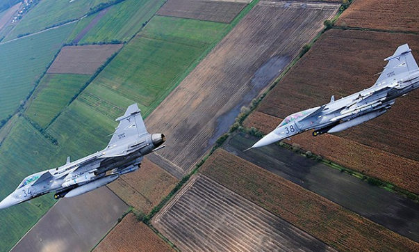 HuAF Gripen's Aerial Footage: Behind The Scenes - Digilogues