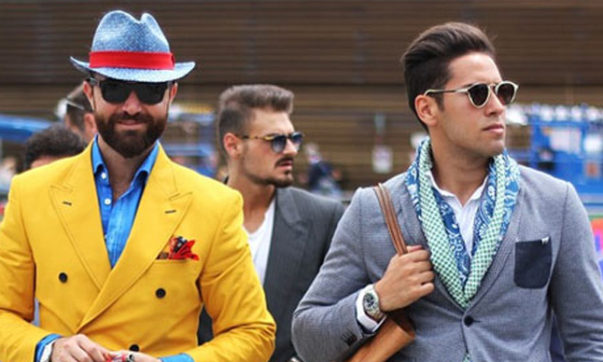 Men Put Their Best Fashion Foot Forward - Digilogues