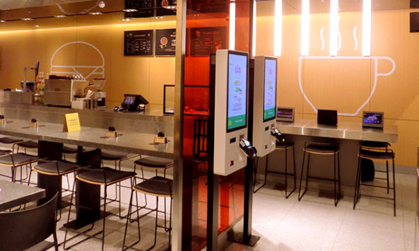 The Restaurant Of The Future Is Here - Digilogues
